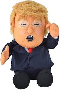 President Trump Pull My Finger Plush