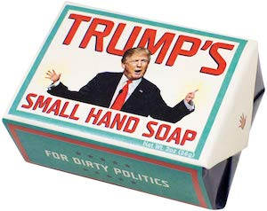 President Donald Trump Soap Bar