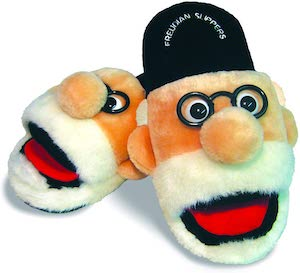 Sigmund Freud Slippers