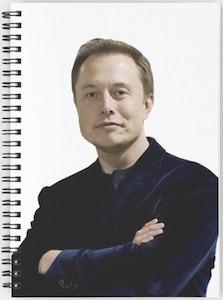 Elon Musk Notebook