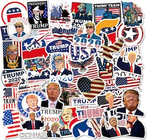 Donald Trump 2020 Sticker Pack