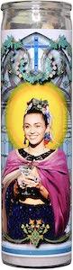 Miley Cyrus Prayer Candle