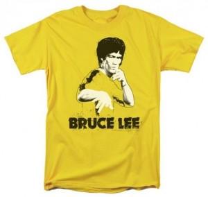 Bruce Lee Splatter T-Shirt
