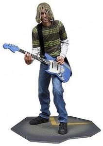 Kurt Cobain 7 Inch Action Figure