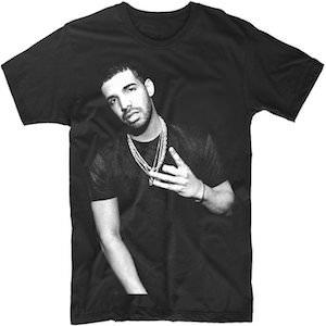 Men's Black Drake T-Shirt