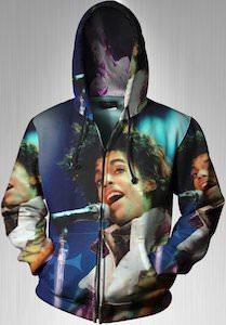 Prince Purple Rain Hoodie