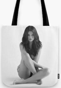 Selena Gomez Revival Album Cover Tote Bag