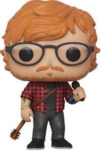 Ed Sheeran Figurine