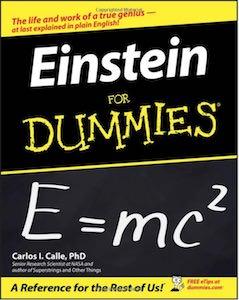 Einstein For Dummies Book