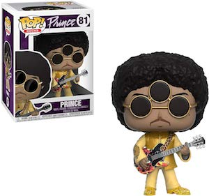 Prince 3rd Eye Glasses Figurine