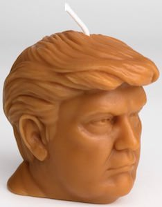 Donald Trump Candle