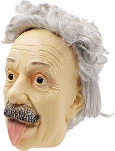 Albert Einstein Costume Mask