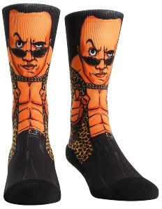 The Rock Dwayne Johnson Socks