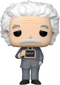 Albert Einstein Pop! Figurine