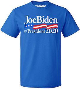 Joe Biden For President T-Shirt