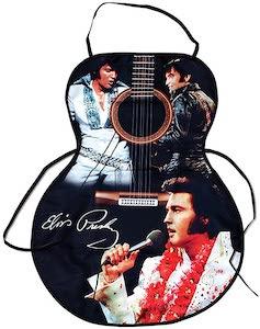 Elvis Presley Guitar Apron