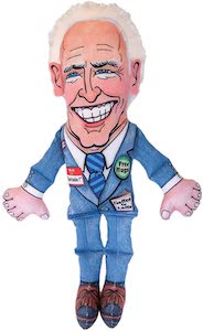 Joe Biden Dog Toy